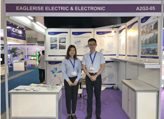 Eaglerise активно проводит мероприятия по продвижению рынка светодиодных драйверов